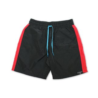 Line Dad Shorts_BLACK