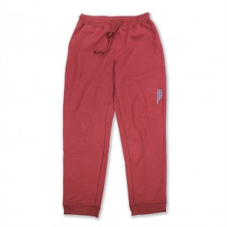 FLAVA Sweat Pants_BURGUNDY