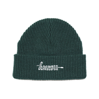 <img class='new_mark_img1' src='//img.shop-pro.jp/img/new/icons20.gif' style='border:none;display:inline;margin:0px;padding:0px;width:auto;' />Snake LOGO Beanie/GRN