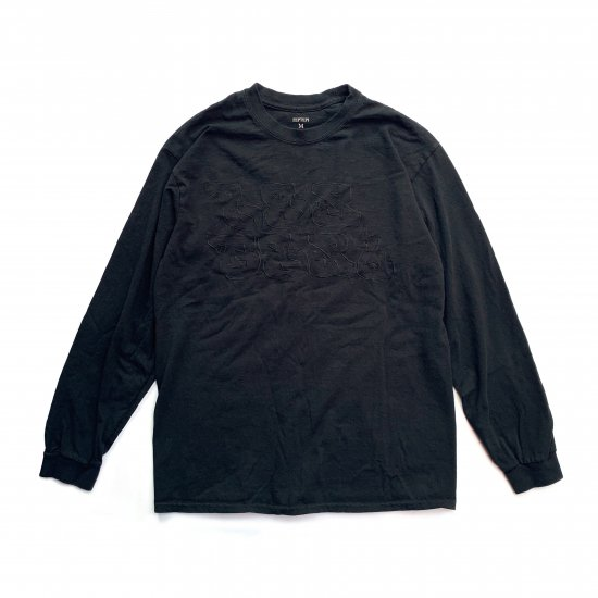 LS TEE / AN01 / Tier1-Water Repellent Finish / Black