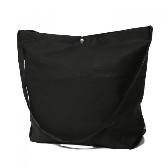 Hombre Nino / Stuff Bag / Cotton Duck / Black