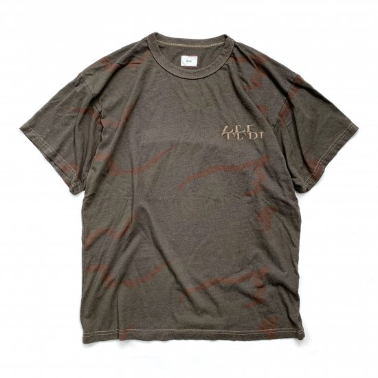 SS TEE / Night Scouting Tee / Dyed / 3 Color Desert