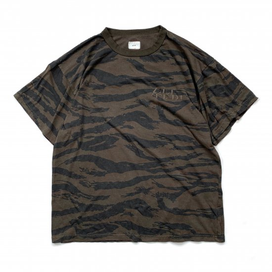SS TEE / Night Scouting Tee / Dyed / Tiger