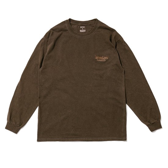 LS Tee / Woodland / Brown