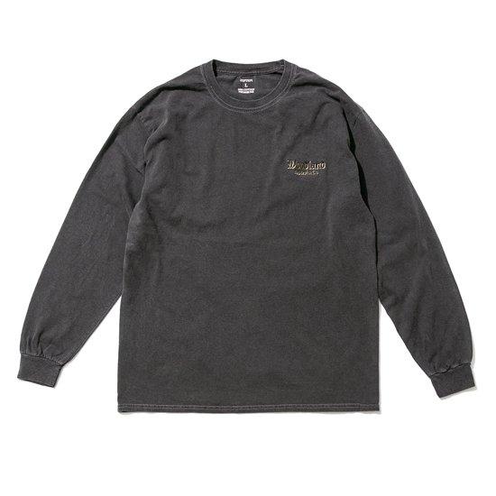 LS Tee / Woodland / Black