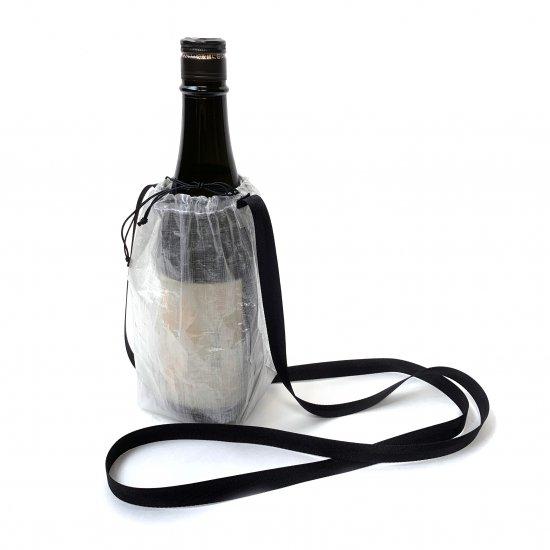 Wine Pouch / Ernie Palo / Dyneema® Composite Fabrics / White