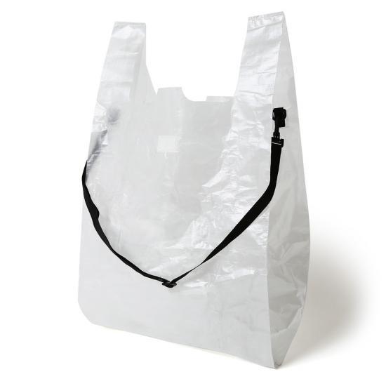 Market Tote / Dyneema® Composite Fabrics / White