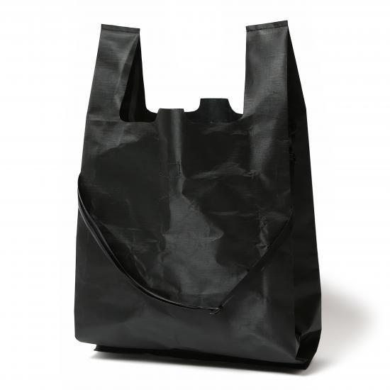 Market Tote / Dyneema® Composite Fabrics Hybrid / Black