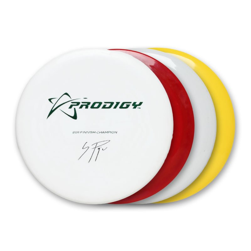 PRODIGY / DISC SET / Seppo Paju MODEL
