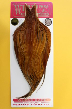 Rooster Cape Bronze/Brown