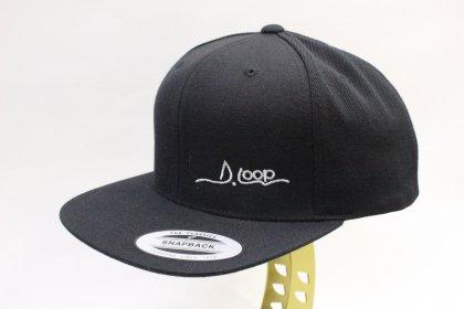 SNAPBACK 2tone CAP[Black/Black]
