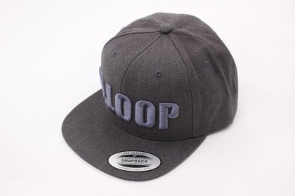 <img class='new_mark_img1' src='https://img.shop-pro.jp/img/new/icons5.gif' style='border:none;display:inline;margin:0px;padding:0px;width:auto;' />D-LOOP 3D刺繍 SNAPBACK CAP[DarkHeather]