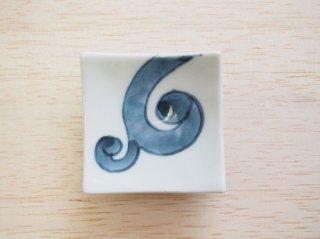 反正角箸置(大)うず紋