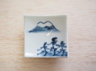 反正角箸置(大)富士山