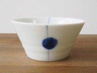 青玉 反豆鉢