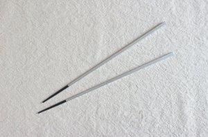 懐石箸 シルバー