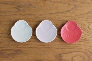 だるま豆皿(全3色)