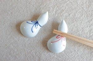 結びひさご箸置き(全2色)