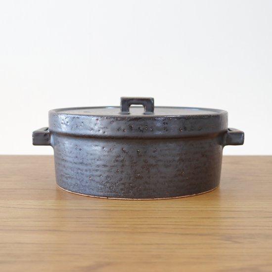 洋風土鍋(黒)