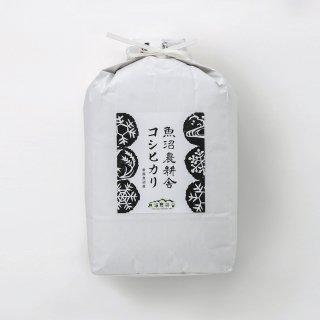 新米予約受付中 令和3年産 魚沼産コシヒカリ 玄米 5kg×1袋