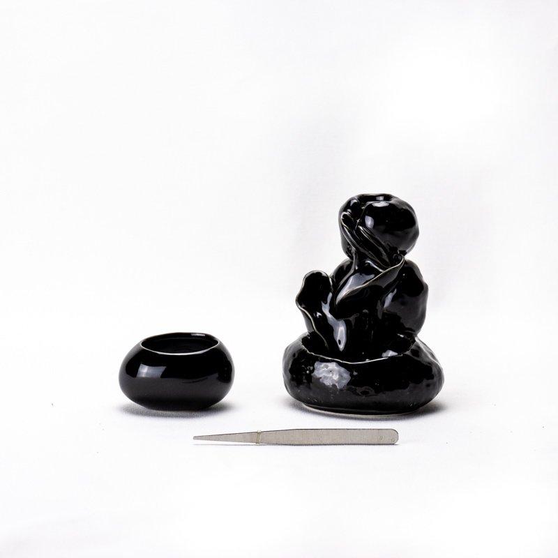 【流川香 香炉】蓮水小
