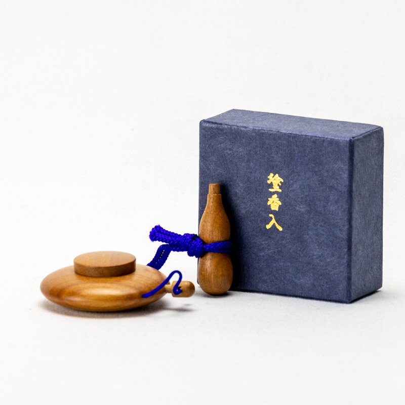 【塗香入れ】桜(大)