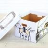 ダンボール収納ボックス