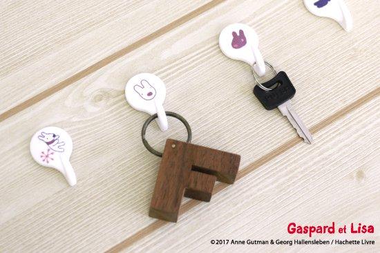 Gaspard et Lisa (リサとガスパール) デコパージュ用ペーパー 商品画像