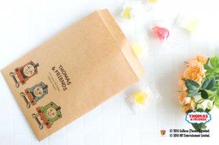 THOMAS&FRIENDS(きかんしゃトーマス) ペーパーバッグ 平袋【ポップ】