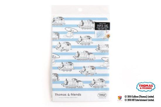 THOMAS&FRIENDS(きかんしゃトーマス) ペーパーバッグ 平袋【クラシカル】 商品画像