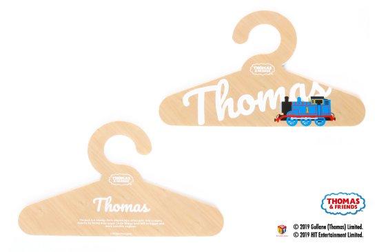 THOMAS&FRIENDS(きかんしゃトーマス) スチレンハンガー【ナチュラル】 商品画像