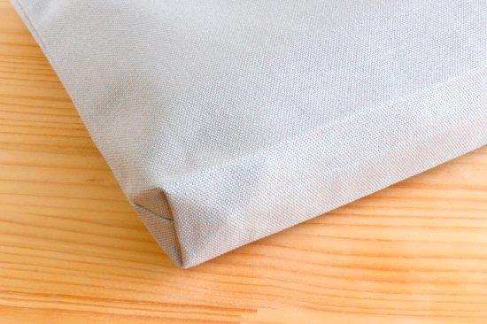 Stylish! 名入れができる倉敷の帆布レッスンバッグ フレンチブル(カモフラ) 商品画像