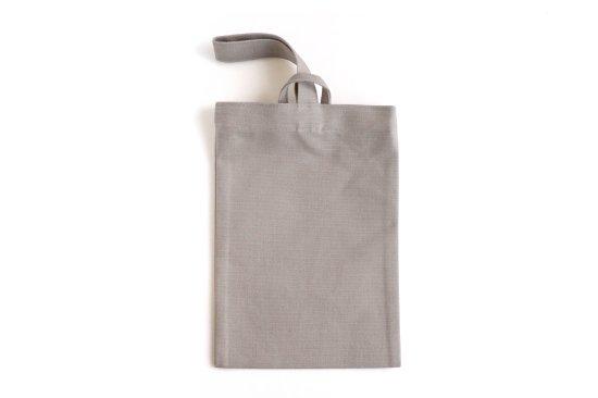 THOMAS&FRIENDS(きかんしゃトーマス) 名入れができる倉敷の帆布シューズバッグ【イエロー】 商品画像