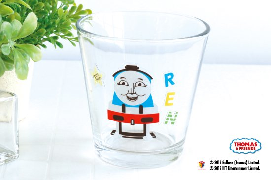<img class='new_mark_img1' src='https://img.shop-pro.jp/img/new/icons14.gif' style='border:none;display:inline;margin:0px;padding:0px;width:auto;' />THOMAS&FRIENDS(きかんしゃトーマス)クリアデコステッカー 商品画像