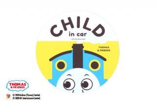 THOMAS&FRIENDS(きかんしゃトーマス) カーマグネット・CHILD IN CAR(ビッグトーマス)