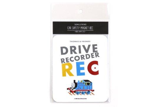THOMAS&FRIENDS(きかんしゃトーマス) カーマグネット・Drive Recorder(ドライブレコーダー) 商品画像