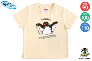 <img class='new_mark_img1' src='https://img.shop-pro.jp/img/new/icons14.gif' style='border:none;display:inline;margin:0px;padding:0px;width:auto;' />PINGU(ピングー)名入れができるTシャツ(JUMPING)SIZE:90・100・110