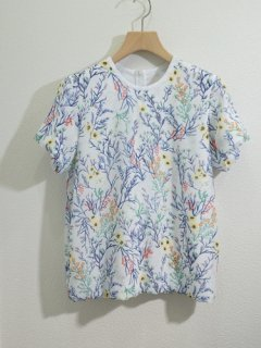 AKIRA NAKA アキラナカ シフォンレイアードTシャツ★sale 30%OFF