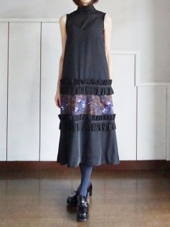 AKIRA NAKA アキラナカ Mestia slipderessスリップドレス(インナー付き)BB★sale30%OFF