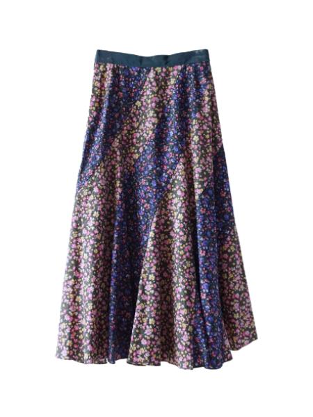 leur logette mini flower skirt