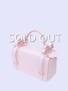 niels peeraer ニールス  ペラール WINGED BAG (pink)