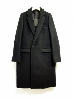 muller of yoshiokubo チェスターコートBK★30%OFF