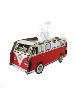 VOLKSWAGEN BUS  tissue box holder (Eco- friendly)