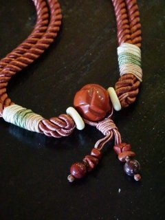 Red Jasper necklace(RD)