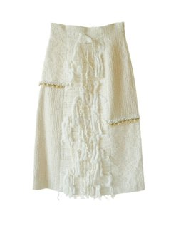 leur logette ルールロジェット MALHIA KENTロービングツィードスカート