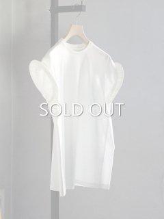AKIRA NAKA アキラナカ  froren T-shirt WH