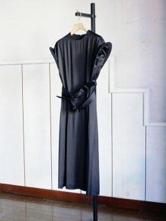 AKIRA NAKA アキラナカ floren double belt dress