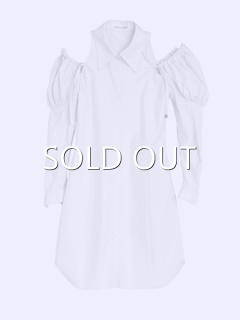 AKIKOAOKI  PUFFY SHIRTS