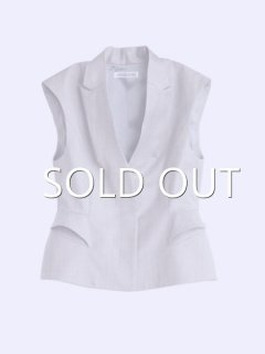 AKIKOAOKI アキコアオキ The next vest