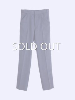 AKIKOAOKI アキコアオキ slim boy pants